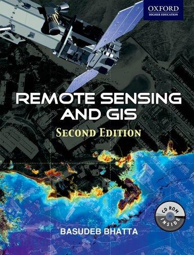 E.B.O.O.K Remote Sensing and GIS [K.I.N.D.L.E]