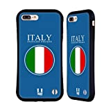 Head Case Designs Italian Flag Flag Patc