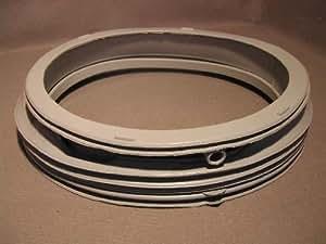 Junta de la puerta: Electrolux Zanussi lavadora junta de goma arranview: AEG L60699, L60699, LAVAMAT2127, LAVAMAT2127, LAVAMAT2127: AEG - Electrolux L10500VI, L10500VI, L12500VI, L12810VI, L12810VI, Arturo MARTIN - Electrolux AW20