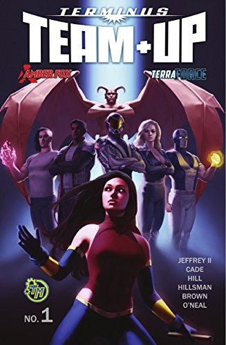 Amazon com: Terminus Team Up #1 eBook: Robert Jeffrey II