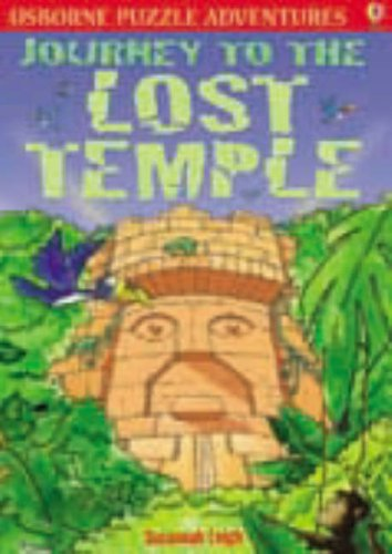 Journey to the Lost Temple (Usborne Young Puzzle Adventures) (Usborne Young Puzzle Adventures) pdf epub