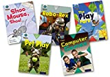 img - for Project X Origins: Light Blue Book Band, Oxford Level 4: Toys and Games: Mixed Pack of 5 book / textbook / text book