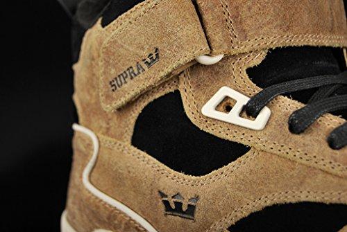 Supra - Zapatillas de Deporte de Otra Piel Hombre