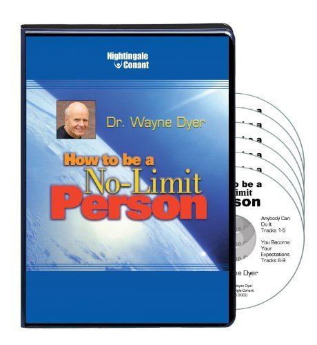 Read Online How to Be a No-Limit Person (6 Compact Discs) pdf epub