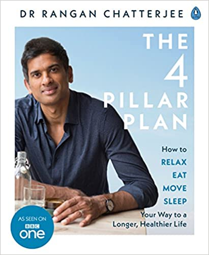 The 4 Pillar Plan book cover