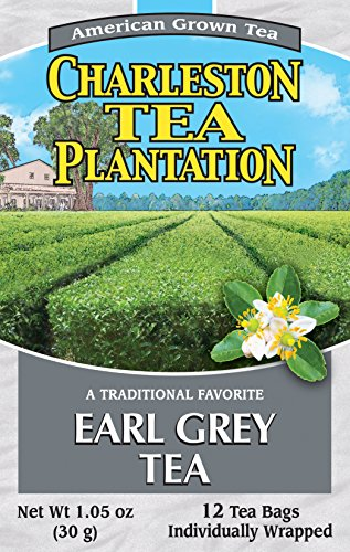 American Classic Pyramind Teabags, Earl Grey, 12 Count