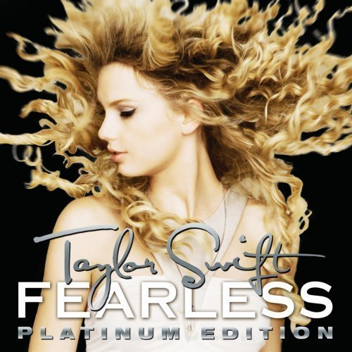 Fearless (Platinum Edition, CD & DVD) by Taylor Swift [Music CD] by Taylor Swift (2009-01-01)