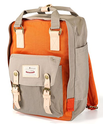 fc0568be39 Galleon - Himawari School Functional Travel Waterproof Backpack Bag For Men    Women