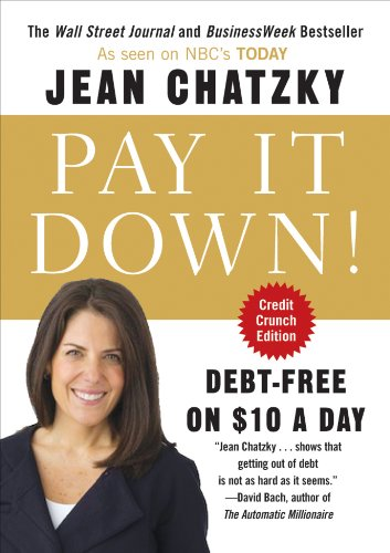 Pay It Down!: Debt-Free on $10 a Day cover