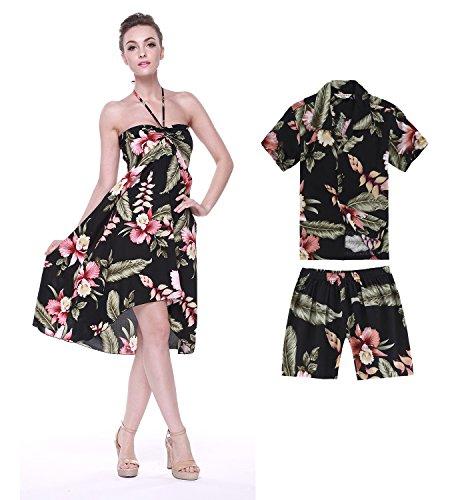 hawaii outfit frauen
