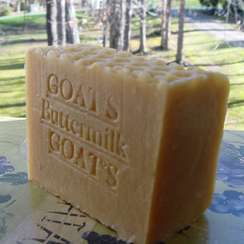 Aged Two Years Limited Edition Buttermilk & Goat Milk with Oatmeal and Honey (Handmade Soap)