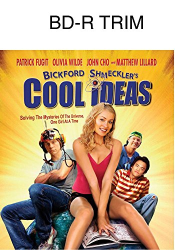 Bickford Shmeckler's Cool Ideas [Blu-ray]