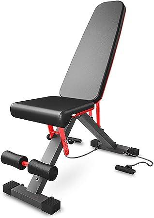 Chaise De Fitness A Domicile Fitness Multifonctionnel Haltere