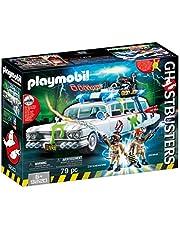 Playmobil Ghostbusters Ecto-1 9220, Met Licht- En Geluidseffecten, Vanaf 6 Jaar, 33 x 12,5 x 13 cm, Meerkleurig