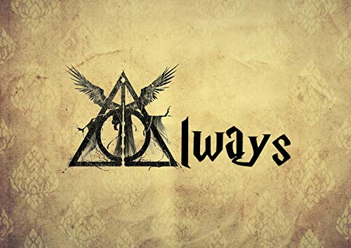 harry potter always deathly hallows quote a valentines birthday