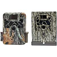 Browning Trail Cameras Strike Force 850 HD Video 16MP Game Camera + Security Box
