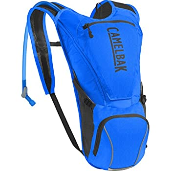 CamelBak Rogue Crux Reservoir Hydration Pack, Carve Blue/Black, 2.5 L/85 oz