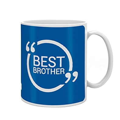 Indi ts Raksha Bandhan Gifts Best Brother Quote Printed
