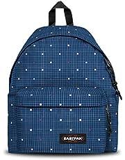 Eastpak PADDED PAK'R Zaino Casual, 40 cm, 24 liters, Blu (Little Grid)