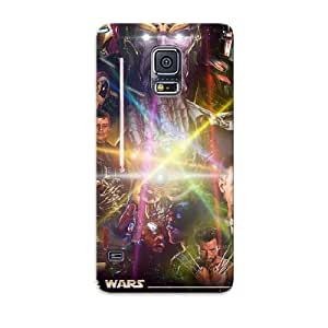 Galaxy S5 Case Cover - Slim Fit Tpu Protector Shock Absorbent Case (starwars Episode Vii)