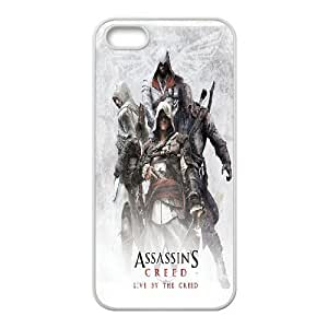 [MEIYING DIY CASE] For Apple Iphone 5 5S Cases -Assassin's Creed-IKAI0447908