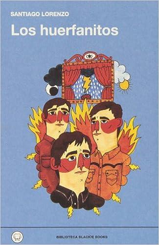 Book Los huerfanitos