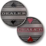 Dealer Button, Poker Card Guard