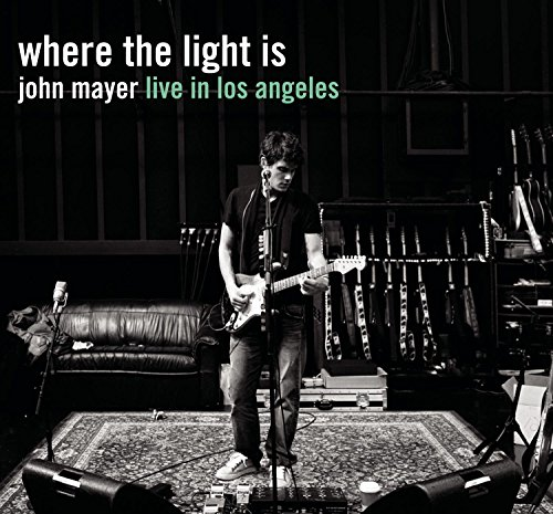 John Mayer - Where The Light Is - Live In Los Angeles (CD 1) - Zortam Music