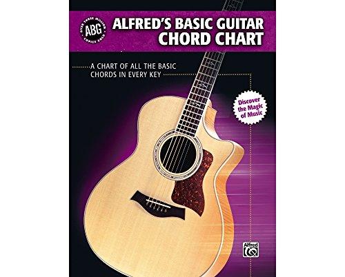 (Alfred Basic Guitar Chord Chart)