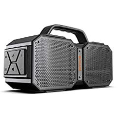 We've built in all the features you want in the BUGANI Big Bang Bluetooth speaker including: - Universal Compatibility: Compatible with all bluetooth enabled devices, such as smartphones (iPhone, Samsung Galaxy, Nexus)iPad and more - Waterpro...