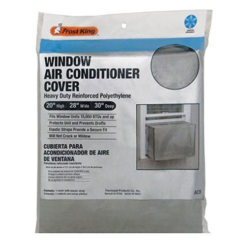 window ac security - 4
