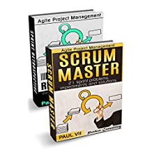 Agile Product Management: (Boxset) Scrum Master: 21 sprint problems, impediments and solutions &  Sprint Retrospective: 29 tips for continuous improvement ... development, agile software development)