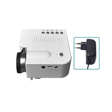 Proyector Doméstico Uc28B + Mini Proyector Portátil En ...