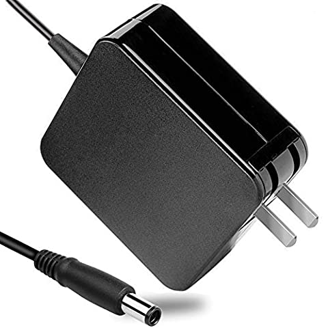 Bacron 65w laptop charger for dell-inspiron 15-5000 series 15 5568 5578 5758 7558 7579,11 3147 3148 3152; 13 7368 7378,14 3451 3452 7437,17 5758 5759 7779 ac-adapter-power-cord,extra 8.2 ft