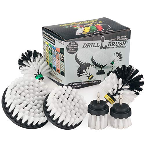 Drill Brush – Ultimate Car Wash Kit – Cleaning Supplies – Car Carpet – Truck Accessories – Wheel Brush – Motorcycle…
