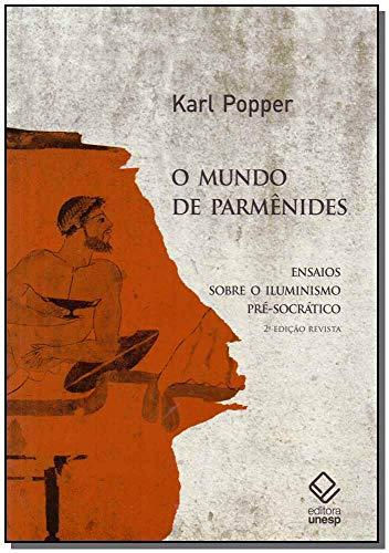 Mundo Parmênides Karl Popper
