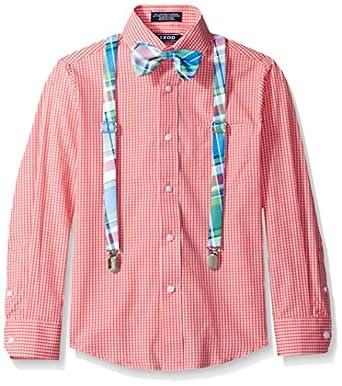 Izod Kids Big Boys 39 Long Sleeve Packaged Shirt