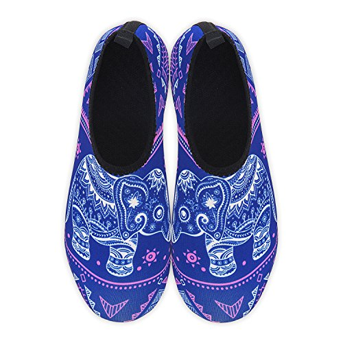 Mens Surf Shoes Daxiang Sport Pool Yoga Barefoot Aqua Bue Socks Womens for Water Beach Dry Water Shoes Quick Swim rxOwSqr