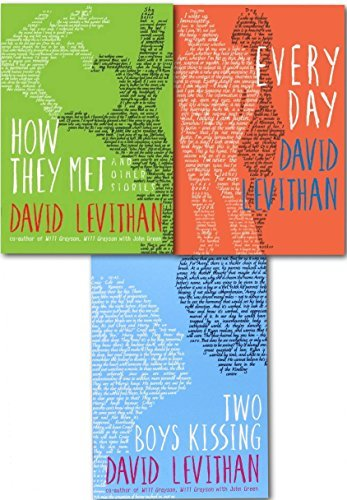 every day by david levithan essay Breaking rules is what makes humans learn this is what david levithan  interpreted in his 322-page fictional novel, every day david levithan uses.