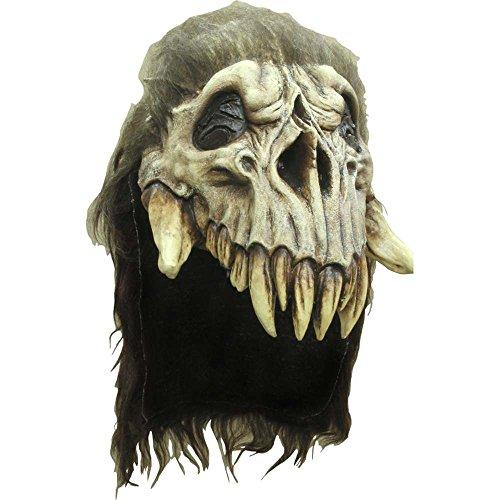 [Monster Skull Mask Headpiece] (Monster Headpiece)
