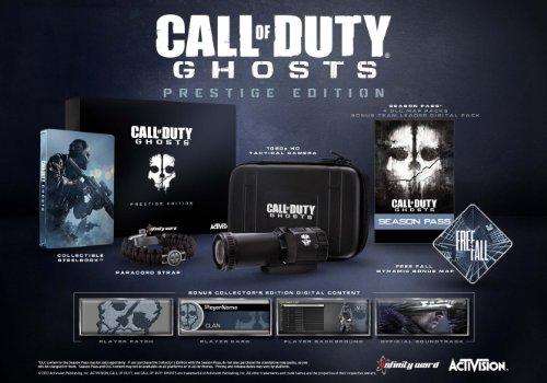 Call of Duty: Ghosts Prestige Edition