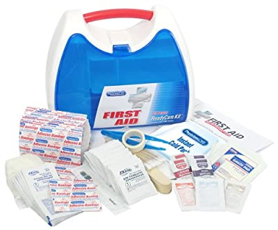 PhysiciansCare by First Aid Only ReadyCare First Aid Kit for up to 25 People, Contains 182 Pieces from PhysiciansCare