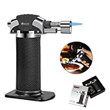 Elephant XuJet Torch Butane Gas Lighter Windproof For Solder Cigar Camping Grilling NEW (atmospheric black) new