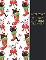 2021-2022 Weekly Monthly Planner: 24 Month Planner 2021-2022|Weekly Monthly Daily Planner 2021-2022|2021-2022 Two Year Monthly Planner With Holidays|2 ... Agenda Planner 8.5x11 (2021-2022 Planners)