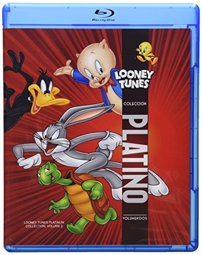 Looney Tunes Platinum Collection: Volumen 2 (Latin America Import) Region A (Looney Tunes Platinum Collection Volume 3 Blu Ray)