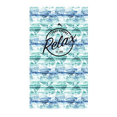 - Tommy Bahama Beach Towel 40 x 70 (Palm Leaves Stripes)