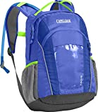 youth hydration pack - CamelBak Scout Kids Crux Reservoir Hydration Pack, Periwinkle/Sapphire, 1.5 L/50 oz