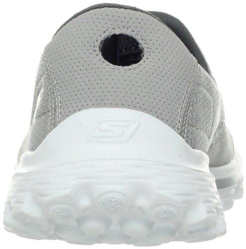 Skechers GO Walk 2, Zapatillas para Mujer Gris (GRY)