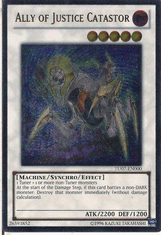 Yu-Gi-Oh! - Ally of Justice Catastor (TU07-EN000)