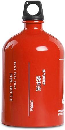 Ajcoflt 1000ML Botella de Combustible vacía Gasolina ...